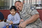 US airmen visit local children during assignment in Chile 140328-F-FE312-016.jpg