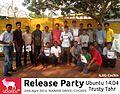 Ubuntu Relese Party Kochi 2014.jpg