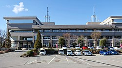 Ueda city Sanada branch office.jpg