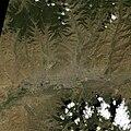 Ulan Bator, Mongolia, satellite image ALI sensor EO-1 satellite, 2009-07-23.jpg