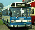 Ulsterbus bus 1600 (EOI 8060) 1972 Leyland National, 1980 Bangor bus rally.jpg