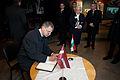 Ungārijas parlamenta priekšsēdētāja oficiālā vizīte Latvijā (8124560926).jpg