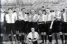 Erster Deutscher FuГџballverein