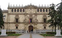 The Universidad de Alcalá in Spain, inspiration for Mother Hill's USD