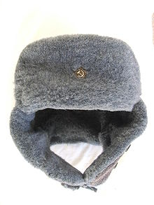 Ushanka of Soldier of Soviet Army-6.jpg