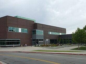 Utah Museum of Fine Arts - Image: Utah Museum of Fine Arts