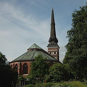 Image illustrative de l'article Cathédrale de Västerås