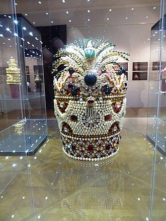 Kiani Crown - Replica of Kiani Crown