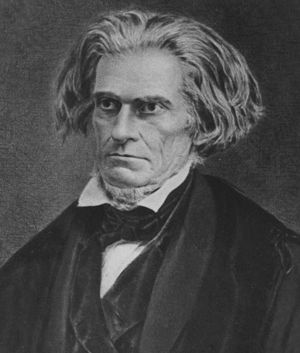 19th United States Congress - President of the Senate John C. Calhoun