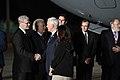 VP Pence arrival (24950706857).jpg