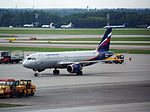 VQ-BAY (aircraft) at Sheremetyevo International Airport pic2.JPG