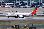 VT-ANM - Air India - Boeing 787-8 Dreamliner - ICN (17301136715).jpg