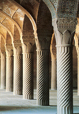 Zand dynasty - Vakeel mosque, Shiraz.