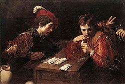 Valentin de Boulogne: The Cardsharps