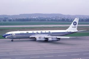 Varig Boeing 707-320C PP-VLK ZRH 1982-10-3.png