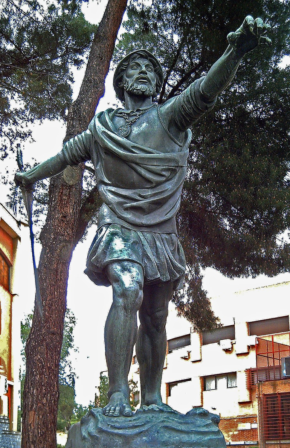 Vasco Núñez de Balboa (E. Pérez) 01