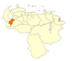 Ŝtato Mérida, Venezuelo