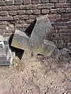 venray blitterswijck, rijksmonument 28433, o.l.v. geboortekerk kerkhof, grafkruis 1662