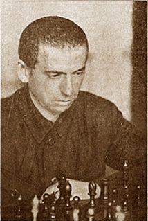 Boris Verlinsky chess player