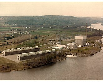 Vermont Yankee Nuclear Power Plant - Image: Vermont Yankee Unit 1
