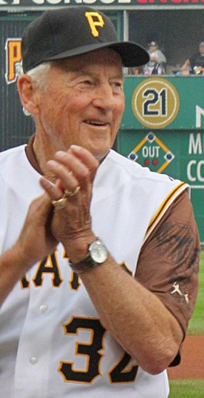 Vernon Law, American baseball player
