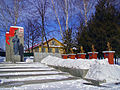 Vetluga. Town Monument to Soviet Soldiers perished in WWII.jpg