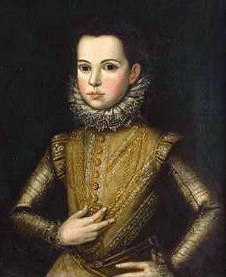 Prince of Piedmont - Image: Victor Amadeus, Prince of Piedmont