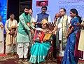 Vidushi Shashikala Dani honoured with 'Karnataka Kalashri' award by Government Of Karnataka.jpg