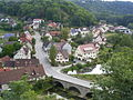 View-down-from-the-castle-Kirchberg-Jagst.JPG