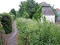 View along Lovers Lane, Eastry - geograph.org.uk - 1350557.jpg