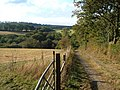 View from Germansweek Bridleway 7 - geograph.org.uk - 247287.jpg