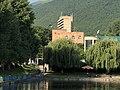 View of Armenia Resort from lake.jpg