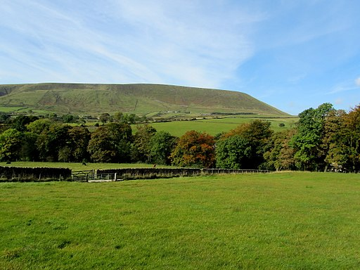 View of Pendle Hill (geograph 3176975)