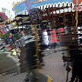 View of carousel through window inside Snow White ride at Disneyland.jpg