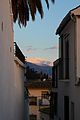 View of the Sierra Nevada mountains from Granada.jpg