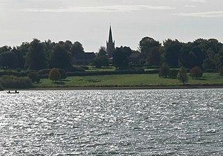 Edith Weston village in United Kingdom