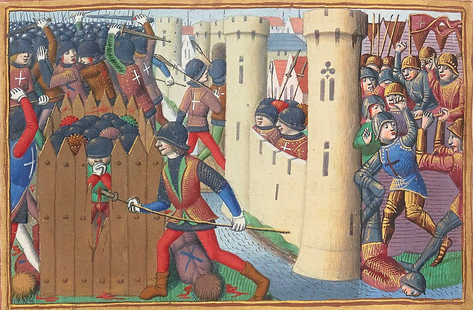 Vigiles du roi Charles VII 18