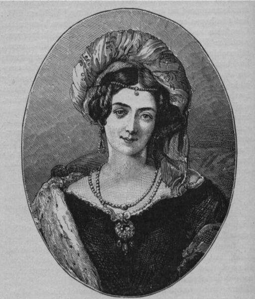 Reina Victoria 512px-Viktoria_of_Saxe-Coburg-Saalfeld_-_Project_Gutenberg_13103
