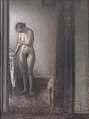 Vilhelm Hammershøi - Standing Female Nude - KMS3359 - Statens Museum for Kunst.jpg