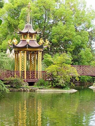 Villa Durazzo-Pallavicini - Image: Villa Durazzo Pallavicini Chinese pagoda