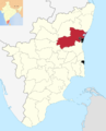 Viluppuram district Tamil Nadu.png