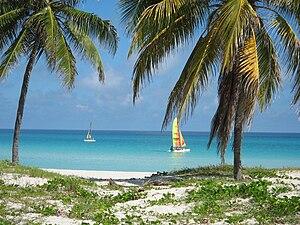 Español: Playa de varadero, Cuba