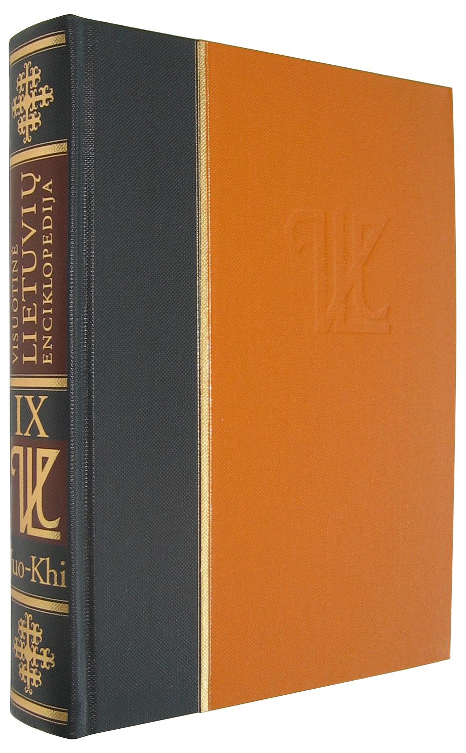 Visuotinė Lietuvių enciklopedija T9