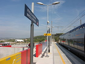 Image illustrative de l'article Gare de Vitrolles-Aéroport-Marseille-Provence