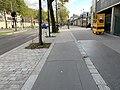 Voie Cyclable Boulevard Mortier - Paris XX (FR75) - 2020-10-14 - 2.jpg