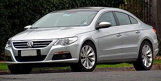 Volkswagen CC - Image: Volkswagen Passat CC 2.0 T Si 2010 (14168908053)
