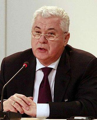 July 2009 Moldovan parliamentary election - Image: Voronin Vladimir 2008