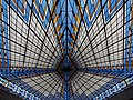 Vroom & Dreesmann (Amersfoort) Stained glass ceiling.JPG