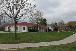 WAAM - WAAM Studios, Packard Rd.