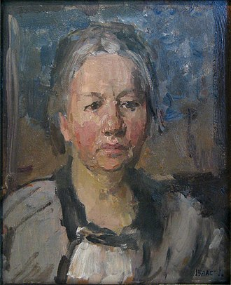 Van Gogh Museum - Johanna van Gogh-Bonger (1925) by Isaac Israëls